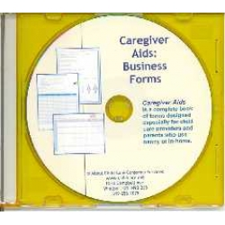 Caregiver Aids: Business Forms for Child Care Providers - E-Book