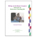 Hiring a Nanny Interview & Reference Checking Kit